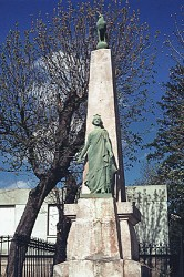 Monument aux morts de 1870 – Bédarieux