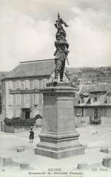 Monument aux morts de 1870 – Mende