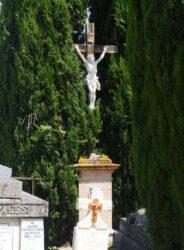 Christ en croix – Croix de mission – Saint-Anatole – Giroussens