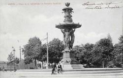 Fontaine Bartholdi – Reims (détruite)