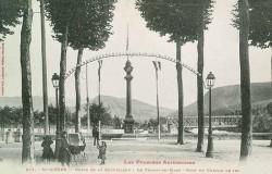 Monument commémoratif de la Grande Révolution, ou Buste de la République – Saint-Girons