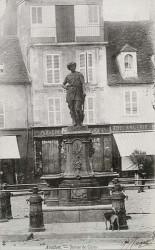 Fontaine de Cérès, ou L'Eté – Avallon