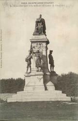 Monument au comte de Chambord – Sainte-Anne-d'Auray