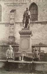 Monument à Louis Curel – Saint-Germain-sur-Meuse