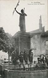 Monument aux Droits de l'homme – Aurillac