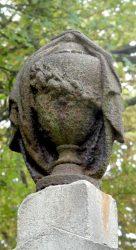Ornements de sépulture – Division 44 – Cimetière du Père Lachaise – Paris (75020)