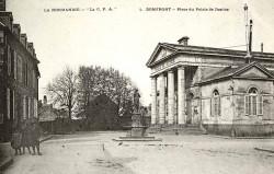 Fontaine Diane de Gabies – Domfront