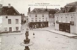 Fontaine, ou l'Eté ou Le Vigneron champenois – Vertus