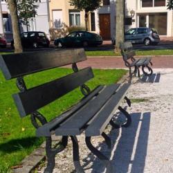 bancs publics – Boulogne-sur-Mer