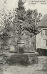 Fontaine – Gentioux