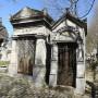 Portes de chapelles sépulcrales - Division 96 (1) - Cimetière du Père Lachaise - Paris (75020) - Image11