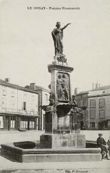 Fontaine des Robert-Lapeyrière – Le Dorat