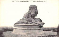 La Fiancée du Lion (fondu) – Levallois-Perret