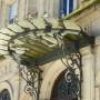 Panneaux de porte, battement, heurtoirs, marquise - Villeneuve sur Lot - Image4