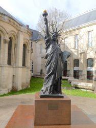 La Liberté éclairant le monde – Musée des Arts et Métiers – Paris (75003)