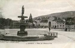 Fontaine à la Diane de Gabies – Annecy (déplacée)