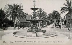 Fontaine Godillot – Hyères