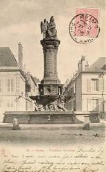 Fontaine Godinot – Reims