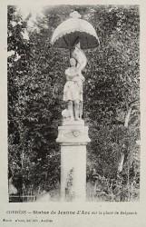 Monument à Jeanne d'Arc – Sanctuaire de Belpeuch