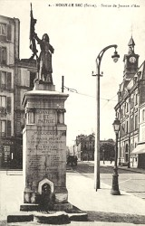 Monument à Jeanne d'Arc – Noisy-le-Sec
