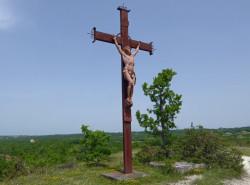 Christ en croix – Villesèque