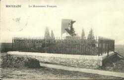 L'aigle blessé – Plancenoit (Lasne)