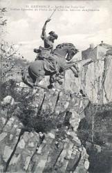 Monument à Philis de La Charce – Grenoble