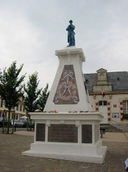 Monument aux morts de 14-18 – Wissant
