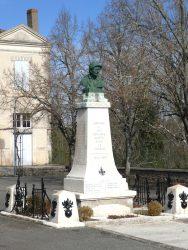 Monument aux morts – Limogne-en Quercy