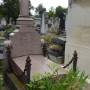 Ornements de sépulture (entourages) - Division 92 - Cimetière du Père Lachaise - Paris (75020) - Image12