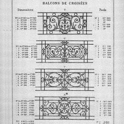 CAP_PL0028 – Balcons de croisées