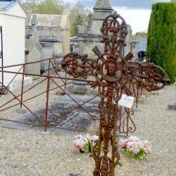 Croix de cimetière (2) – Albias