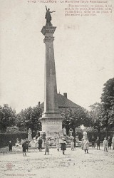 Monument à la Révolution de 1789 – Villebois