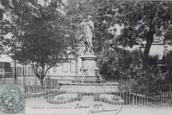 Fontaine Saint-Amour, ou Diane de Gabies – Besançon