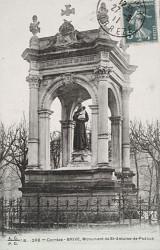 Monument à saint Antoine de Padoue –  Brive-la-Gaillarde