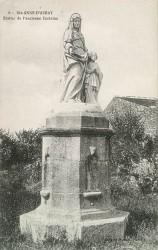 Fontaine Sainte-Anne – Sainte-Anne-d'Auray (remplacée)