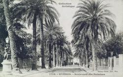 Torchère – Fontaine – Hyères