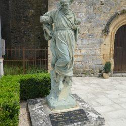 Statue de Saint Jean-Gabriel Perboyre – Montgesty