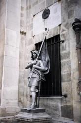 Monument à Jeanne d'Arc – Paris