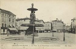 Fontaine – Châlons-en-Champagne (disparue)