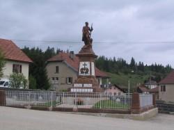 Monument aux morts de 1914-1918 – Vaux-et-Chantegrue