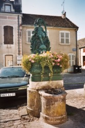Amour et dauphin – Givry