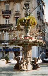 Grande fontaine – Cannes