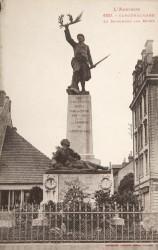 Monument aux morts de 14-18 – Capdenac-Gare