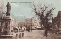 Fontaines à la République – Florensac