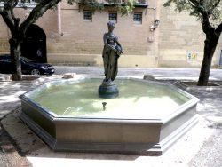Fontaine – Fuente – La Moreneta – Huesca