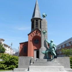 Monument aux morts de 1914-1918 – Sous-le-Bois (Maubeuge)