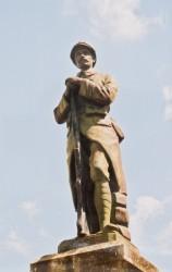 Monument aux morts de 14-18 – Connangles