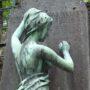 Statue de la sépulture Keller - Cimetière du Père-Lachaise - Paris (75020) - Image1