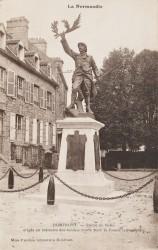 Monument aux morts de 14-18 – Domfront